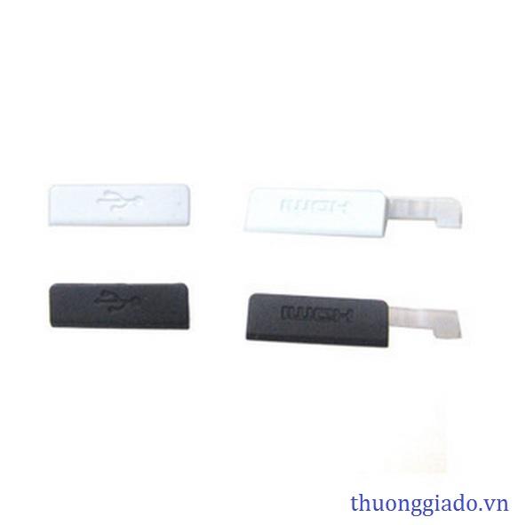Miếng nhựa che đậy cổng sạc usb và HDMI cho Sony LT26i Xperia S