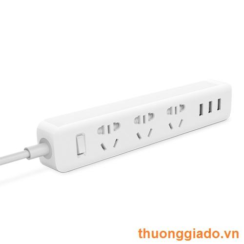 Ổ cắm điện Xiaomi Mi Power Strip (màu trắng)