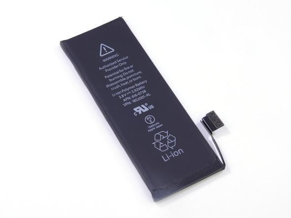 Thay thế pin iPhone 5S, iPhone  5C Chính Hãng ORIGINAL BATTERY