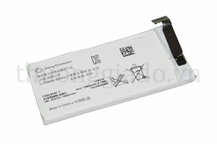Xperia St27i Battery Pin Sony Xperia go St27i