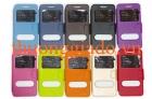 Bao Da Asus Zenfone  4.5- Asus A450 ( Hiệu ONJESS, 2 cửa sổ ) Smart Case