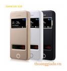 Bao Da Baseus Pure View Flip Leather Case for Apple iPhone 5S/5