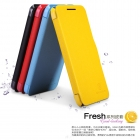 Bao Da HTC Desire 300 ( Hiệu NillKin, Fresh Series Leather Case )
