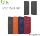 Bao Da HTC Dot View cho HTC One E8/ HTC HC M110 Chính Hãng
