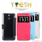 Bao Da HTC One E8/ One M8 bản 2 sim ( Hiệu NillKin, Fresh Series )
