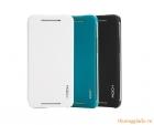 Bao Da HTC One E8/ One M8 bản 2 sim ( Hiệu ROCK , Uni Series )