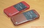 Bao Da HTC One (M8) Hiệu HOCO, Crystal Series