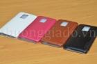 Bao Da HTC One Max T6 ( Hiệu HOCO, Crystal Series )