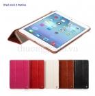 Bao Da iPad Mini 1/ iPad mini 2 /iPad Mini 3/ iPad mini 4 (Hiệu HOCO, Crystal Series)