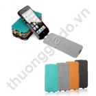 Bao Da iPhone 5 ( ROCK Eternal Flip Leather Case)