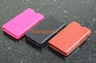Bao Da Microsoft  Lumia 532/ Lumia 435 Flip Leather Case
