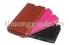 Bao Da Microsoft Lumia 535-Cầm tay nắp gập mở kiểu flip_Leather Case