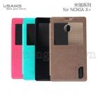 Bao Da Nokia X (RM-980) / Nokia X+ ( Hiệu USAMS, Merry Series )