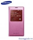 Bao Da S View Cover Chính Hãng cho Samsung Galaxy S5 Màu Hồng
