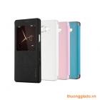 Bao Da Samsung Galaxy A7 S View Case ( Hiệu Rock, Uni Series Smart Leather Case )
