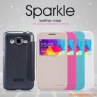 Bao Da Samsung Galaxy Core Prime G360 ( Hiệu NillKin, Sparkle )