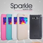 Bao Da Samsung Galaxy Grand Prime - G530 ( Hiệu NillKin, Sparkle Series )