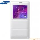 Bao Da Samsung Galaxy Note 4 S View Flip Cover Padding Chính Hãng Màu Trắng