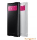 Bao Da Samsung Galaxy Note 4 S View Wallet Chính Hãng