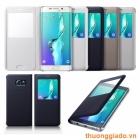 Bao Da Samsung Galaxy Note 5 N920 S View Cover_Chính Hãng