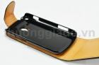 Bao Da Samsung Galaxy S Duos S7562, Galaxy Trend S7560,S7580 Leather Case (Loại Rẻ)