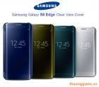 Bao Da Samsung Galaxy S6 Edge G925f Clear  View Cover Chính Hãng
