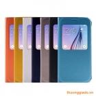 Bao Da Samsung Galaxy S6 G920f S View Flip Cover Case Chính Hãng