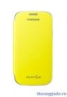 Bao Da Samsung Galaxy SIII i9300 Chính Hãng Màu Vàng