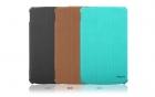 Bao Da Samsung Galaxy Tab 3 7.0 T211 Rock Texture Series Leather Case