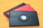 """Bao Da Samsung Galaxy Tab 4 8.0"""" T331 Xoay 360 độ, Flip Leather Case, Rotation 360"""