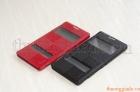 Bao Da Sony Xperia T3/ M50W/ T5103 ( Hiệu HOCO, Crystal Series )