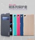 Bao Da Sony Xperia Z1/ L39h/ C6902/Honami ( Hiệu BEPAK, BRIGHT Series )