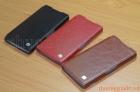 Bao Da Sony Xperia Z2/ L50/ D6503 ( Hiệu HOCO, Crystal Series )