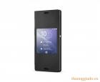 Bao Da Sony Xperia Z3 Style Cover Window SCR24 ( Smart window function ) sony-L55