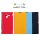 Bao Da Sony Xperia ZL L35H NillKin Fresh Series Leather Case