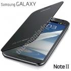 Bao Da Theo Máy Samsung Galaxy Note II, Note 2, N7100 ( Màu Titanium Grey)