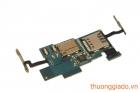 Bo ổ sim+ổ thẻ nhớ+cáp phím chỉnh âm lượng+phím nguồn Sky A850