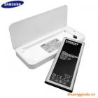 Pin kèm đốc sạc Samsung Galaxy Note 4 bản 2 Sim, 4G LTE (3000mAh),N9106W Extra Battery Kit