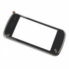 Cảm ứng Nokia N97 gồm cả viền kim loại mặt trước