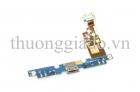 Thay bo cáp chân sạc_cổng kết nối usb +mic+phím home LG Optimus G F180/ E975