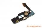 Cáp bo chân sạc+mic+rung+HTC Butterfly-X920d