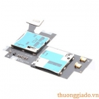 Cáp bo khay sim+thẻ nhớ Samsung Galaxy Note II N7100