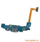 Cáp chân sạc/cổng dữ liệu usb+mic Samsung Galaxy Core i8262