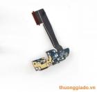Thay cáp chân sạc/cổng dữ liệu usb+mic+HTC One (M8)