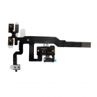 Cáp chỉnh âm lương,chế độ yên lặng,Lỗ cắm tai nghe và mic ghi âm cho iPhone 4S