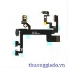 Cáp chỉnh âm lượng + phím nguồn iPhone 5S_ adjust volume and power button cable