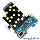 Cáp chỉnh âm lượng+công tắc nguồn+connector LCD+cảm biến HTC Desire HD A9191