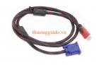 Cáp chuyển đổi từ HDMI to VGA