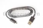 Cáp kết nối vi tính theo máy LG G3/ F400 Màu Đen Micro USB Cable
