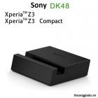 Đế kết nối từ Sony DK48 magnetic charging dock Sony Xperia Z3 L55/ Z3 compact